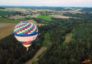 Zážitkový let balónem