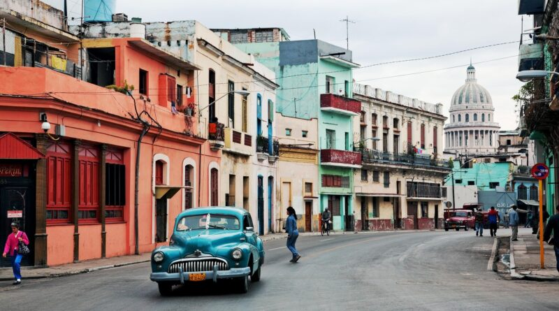 Roztančená Kuba