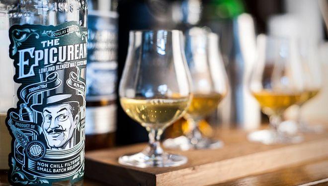 Degustace skotské whisky