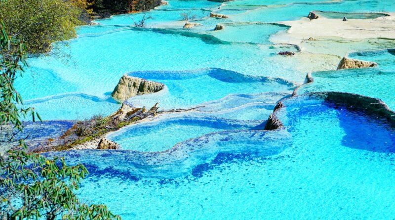 Nejkrásnější přírodní bazény