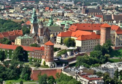Krakov,více než 6000 historických objektů
