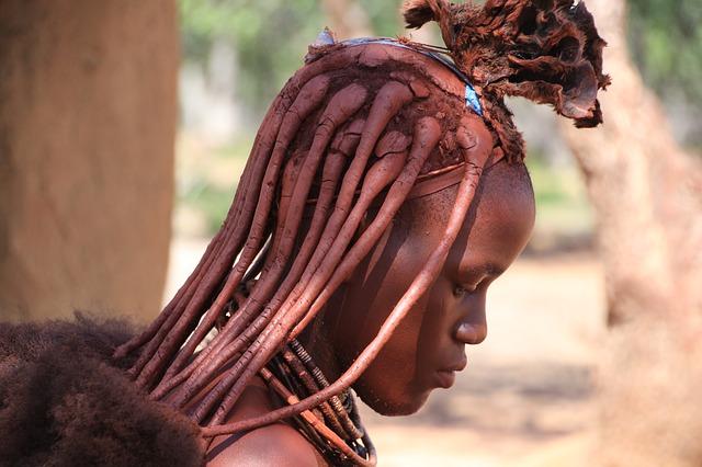Namibie + safari v parku ETOSHA + kmen HIMBA