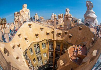 Prodloužený víkend v Barceloně s koupáním v moři